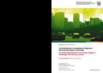 Konferenz-Dokumentation - APUG NRW