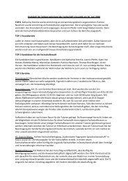 Protokoll der Vollversammlung der Fachschaft Linguistik am 16. Juni ...