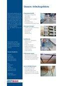 Direkt begehbare Abdichtungen auf Balkonen oder ... - Iso-San AG - Seite 4