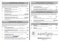 Angebotsliste 2010–2-1 - Weingut Montigny