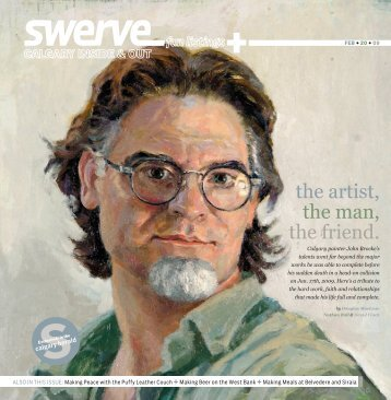 the artist, the man, the friend. - Levis Fine Art Auctions and Appraisals