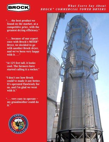 Brock Grain Systems, Div. of CTB