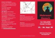 Flyer Mehrwert Mensch.pdf - CAJ Freiburg