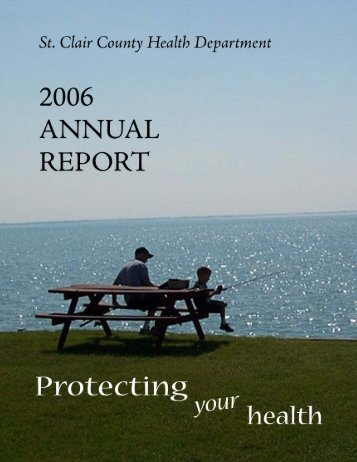 FY2006 Annual Report - St. Clair County