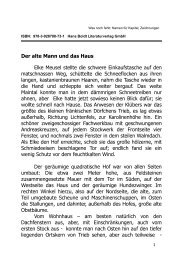 Der alte Mann und das Haus Elke Meusel stellte ... - roland-exner.de