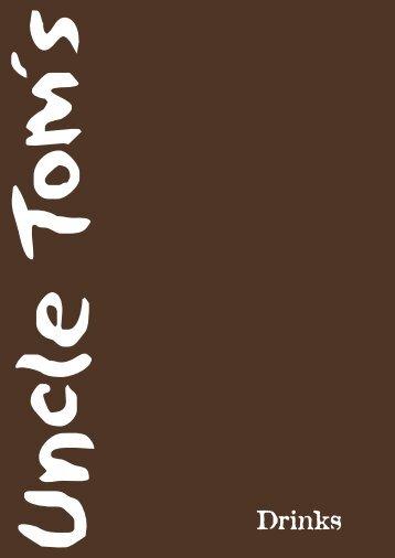 Download PDF - Uncle Toms Dortmund