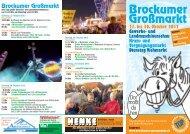 Flyer Brockumer Markt 2012 - VLO
