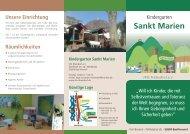 Kindergarten Sankt Marien