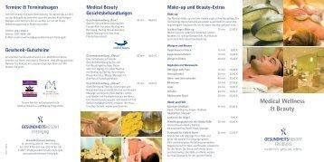 Medical Wellness & Beauty - Gesundheitsresort Freiburg