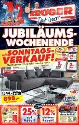 2.4.2012 - Möbel-Kröger - Die Weltstadt des Wohnens
