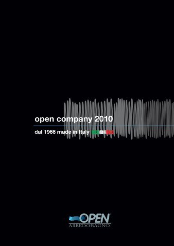 open company 2010 - FERRAMENTA MESSINA - Roma