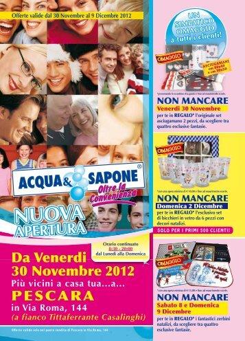 ApertAeS PESCARA9.pdf - Acqua & Sapone