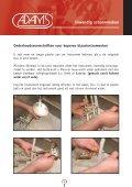 Onderhoud van koperen en houten blaasinstrumenten - Page 3