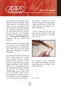 Onderhoud van koperen en houten blaasinstrumenten - Page 7