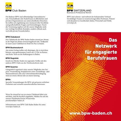 Denise Schn aus Baden - comunidadelectronica.com