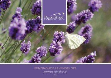 Lavendel Spa.pdf - Hotel Penzinghof