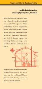 Energieberatung 01805/60 75 60 20 - Seite 7