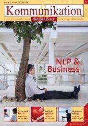 NLP & Business NLP & Business - Kommunikation & Seminar