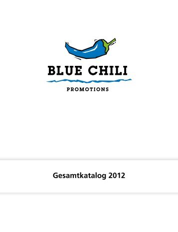 Freecall 0800 / 000 58 18 - Blue Chili Promotions