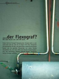 ...der Flexograf? - handfest-online.de