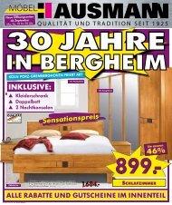 1 3 Str Bergheim - Möbel Hausmann