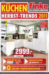 HERBST-TRENDS 2011 - Finke