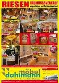 wegen umbau und sortimentswechsel - Möbel Dahlmann - Seite 4