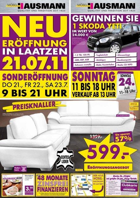 Abholpreise Möbel Hausmann