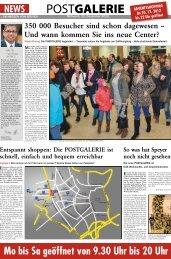 Als PDF öffnen - POSTGALERIE Speyer