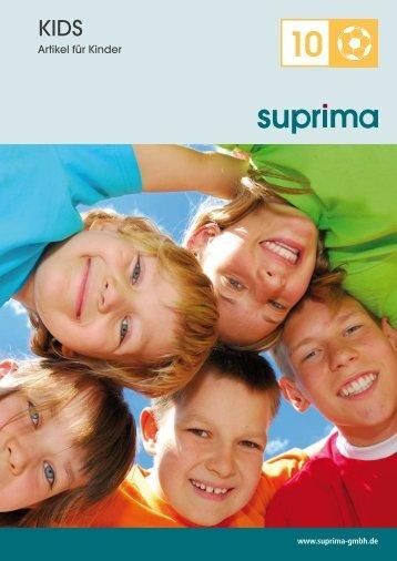 Artikel für Kinder - Suprima GmbH