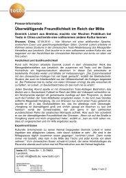 Download Presse- Info (PDF) - Testo AG