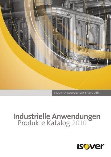 Industrielle Anwendungen - Isover