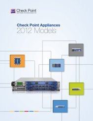 Getting to Know Your Safe@Office 1000N Appliance     - Check Point