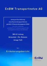 EnBW Transportnetze AG - TransnetBW GmbH
