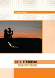 Die 4. Revolution - Umweltforum Rhein-Main