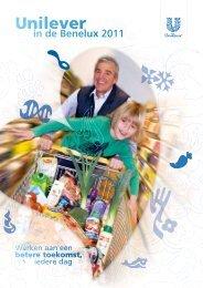 Unilever in de Benelux 2011 - 3.5 MB