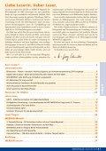 September 2010 - Wohnungsgenossenschaft MERKUR eG - Page 3