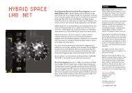 Page 1 Hybrid Space Lab (Prof. Elizabeth Sikiaridi und Prof. Frans ...