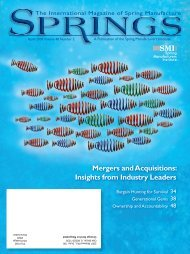 Mergers and Acquisitions: Insights from Industry Leaders - Spring ...