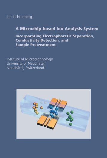 A Microchip-based Ion Analysis System - Personal Homepage of ...