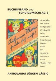 Katalog als PDF - Antiquariat-Laessig.de