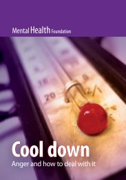 Cool Down: Anger and How to Deal With - British Association of ...