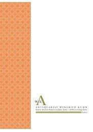 Antiquariat Winfried Kuhn - International League of Antiquarian ...