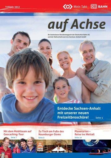 Auf Achse - Nahverkehrsservice Sachsen-Anhalt GmbH