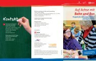 Projekt für Sekundarschulen und Gymnasien - Nasa