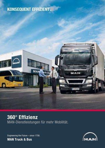 360° Effizienz - MAN Truck & Bus