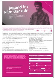 Info PDF - PROGRESS Film-Verleih