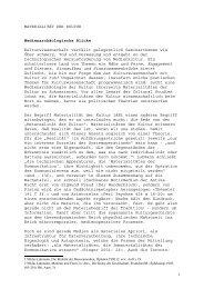 Materialitat1 (PDF-Download) - Medienwissenschaft