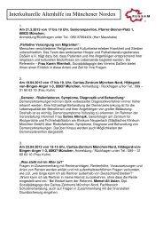INKA Vorträge 2013 - REGSAM
