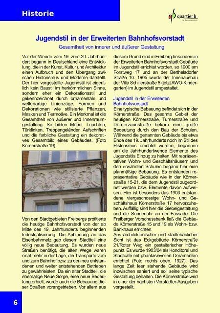 Ausgabe Dezember 2012 - Der Vorstädter